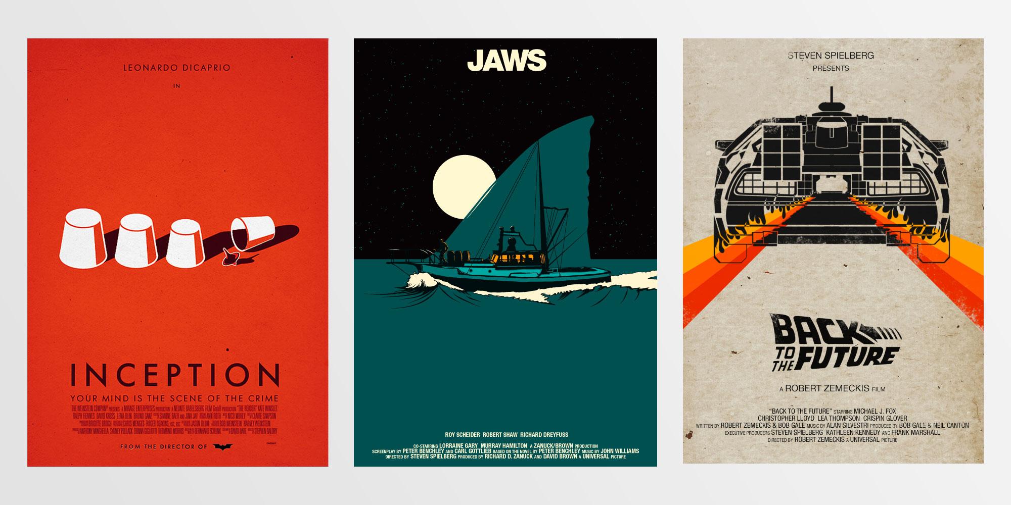Movie Poster Design Inspiration