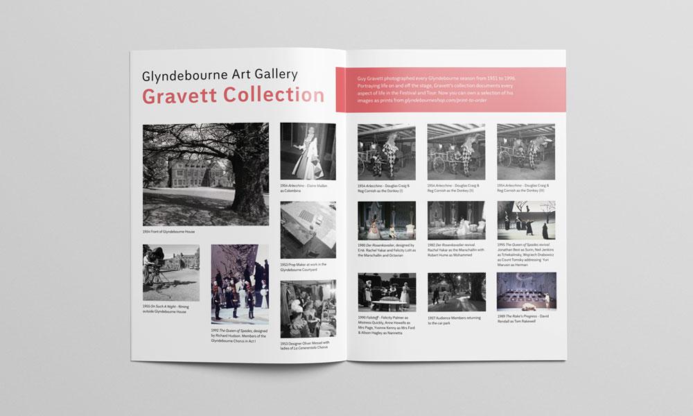 Glyndebourne Cinderella Brochure