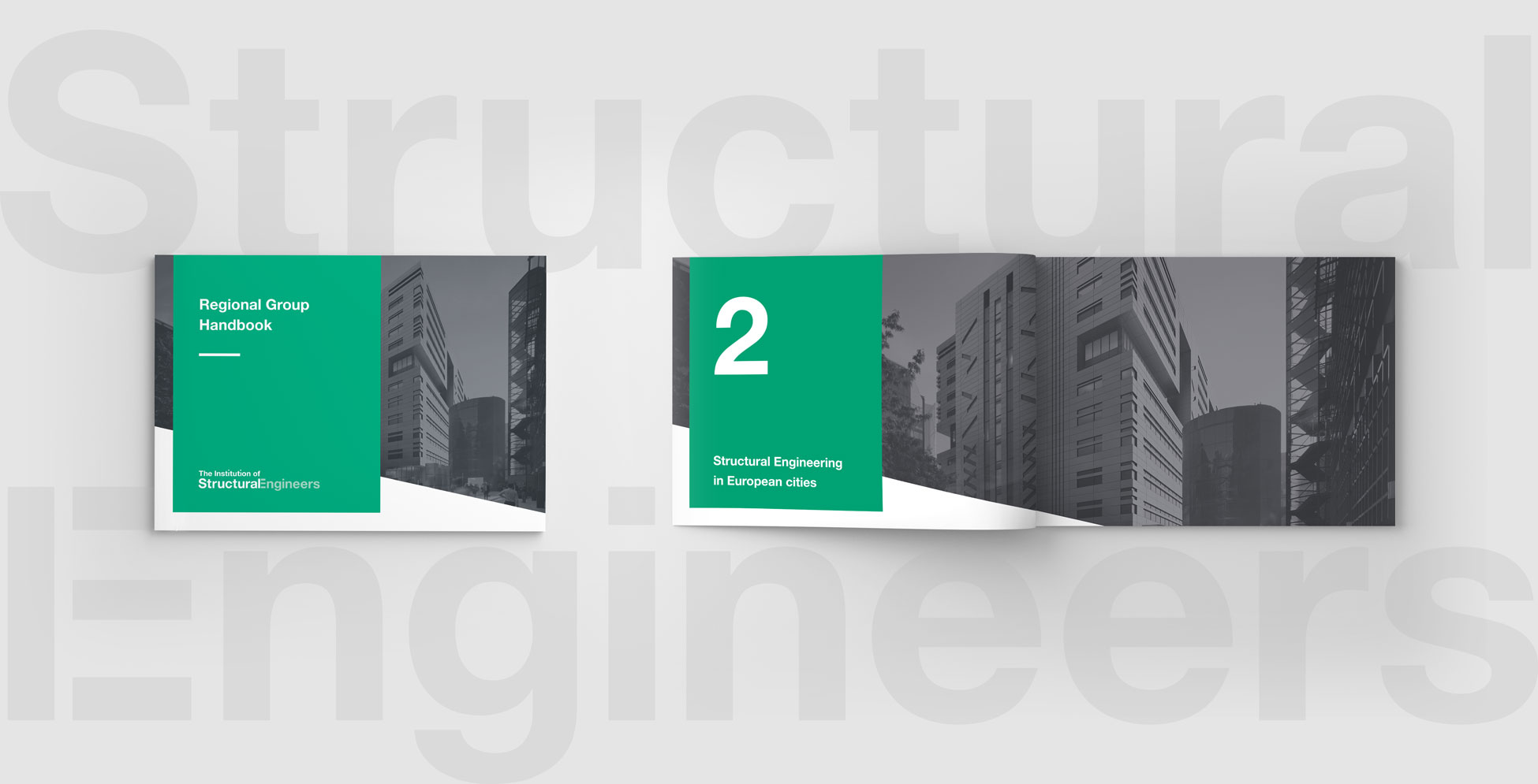 Brand design for The Institution of Structural Engineers