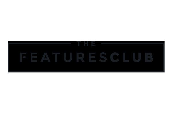 The Features Club branding branding - Moomar Design branding - Moomar Design